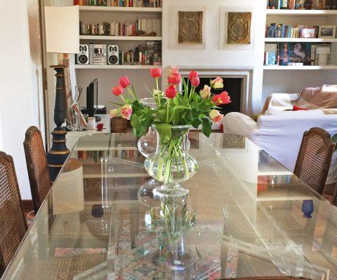 Living room table B&B St.Remy