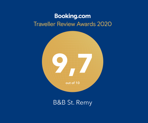Booking Review 2020 B&B St.Remy